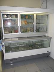 Витринный холодильник алматы бу